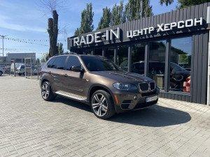 BMW X5 2010 рік