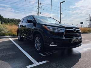 Toyota Highlander 2016 рік
