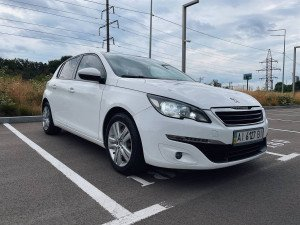 Peugeot 308 2017 рік