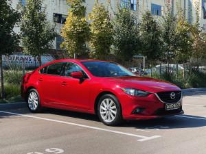 Mazda 6 2013 рік