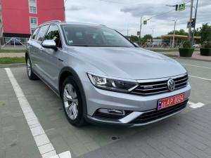 Volkswagen Passat 2017 рік