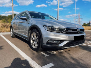 Volkswagen Passat Alltrack 2017 рік