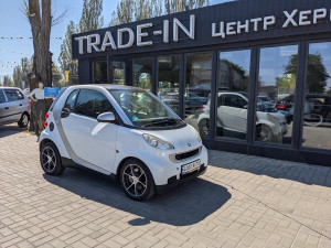 Smart Fortwo 2008 рік