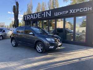 Renault Sandero StepWay 2019 год
