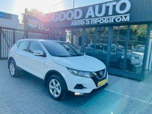 Nissan Qashqai 2018 рік