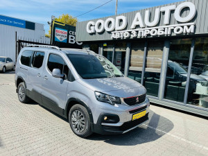 Peugeot Rifter 2020 рік
