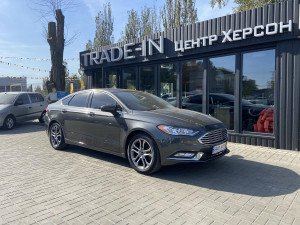 Ford Fusion 2016 рік