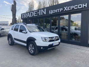 Renault Duster 2017 год