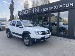 Renault Duster 2017 рік