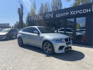 BMW X6 M 2011 рік