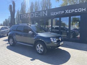 Renault Duster 2016 год