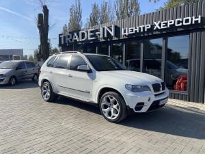 BMW X5 2012 рік