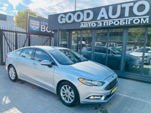 Ford Fusion 2017 рік