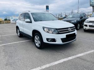 Volkswagen Tiguan 2015 рік