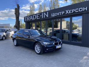 BMW 316 2017 рік