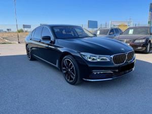 BMW 730 2016 рік