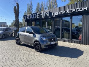 Smart Forfour 2016 рік