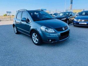 Suzuki SX4 2007 рік