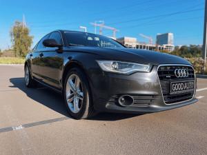 Audi A6 2011 рік