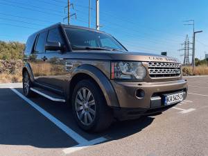 Land Rover Discovery 2012 рік