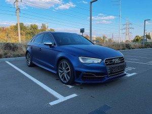 Audi S3 2015 рік