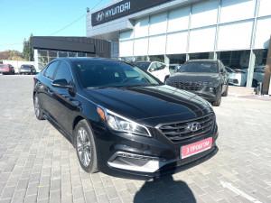 Hyundai Sonata 2015 рік