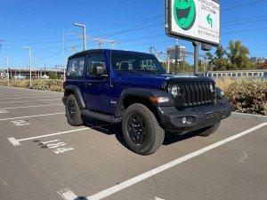 Jeep Wrangler 2019 рік
