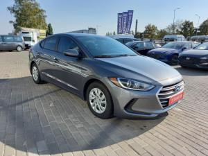 Hyundai Elantra 2017 рік