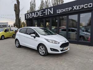 Ford Fiesta 2017 рік