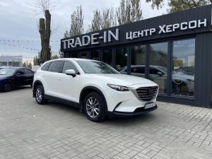 Mazda CX-9 2017 рік