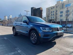 Volkswagen Tiguan 2019 рік