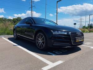 Audi A7 2017 рік